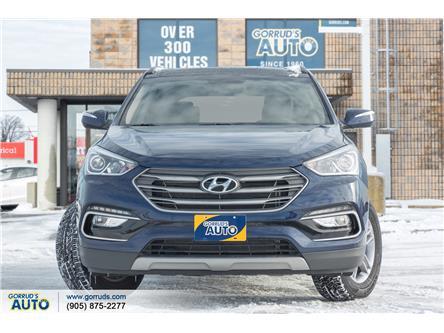 2017 Hyundai Santa Fe Sport  (Stk: 468422) in Milton - Image 2 of 22