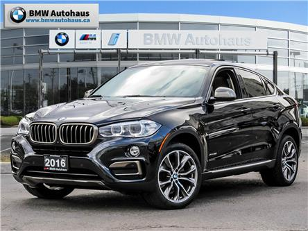 2016 BMW X6 xDrive35i (Stk: P9165A) in Thornhill - Image 1 of 24