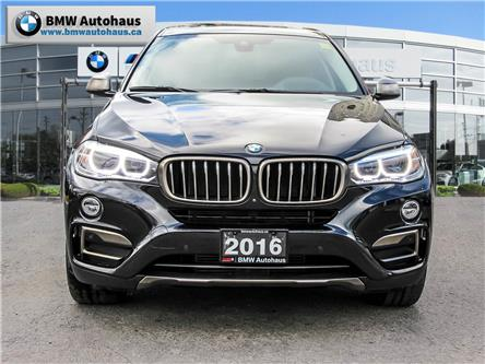 2016 BMW X6 xDrive35i (Stk: P9165A) in Thornhill - Image 2 of 24
