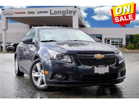 2014 Chevrolet Cruze DIESEL (Stk: LF8147) in Surrey - Image 1 of 21