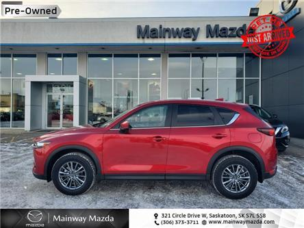 2017 Mazda CX-5 GS (Stk: M19303A) in Saskatoon - Image 1 of 26