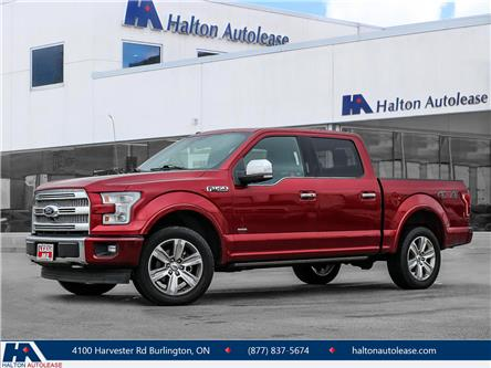 2017 Ford F-150  (Stk: 310729) in Burlington - Image 1 of 30