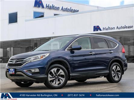 2015 Honda CR-V Touring (Stk: 306918A) in Burlington - Image 1 of 30