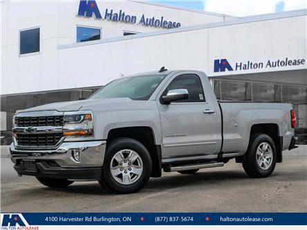 2017 Chevrolet Silverado 1500 1LT (Stk: 311174) in Burlington - Image 1 of 30