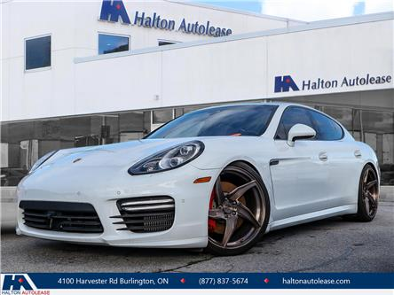 2014 Porsche Panamera TURBO | NAVIGATION (Stk: 309493) in Burlington - Image 1 of 30
