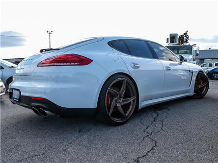 2014 Porsche Panamera TURBO | NAVIGATION (Stk: 309493) in Burlington - Image 2 of 30