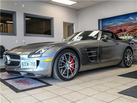 2012 Mercedes-Benz SLS AMG Base (Stk: 310838) in Burlington - Image 1 of 18