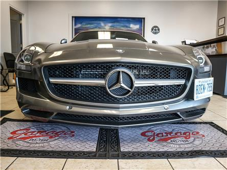 2012 Mercedes-Benz SLS AMG Base (Stk: 310838) in Burlington - Image 2 of 18