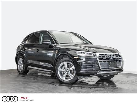 2019 Audi Q5 45 Progressiv (Stk: 91590) in Nepean - Image 1 of 20
