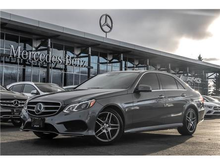 2016 Mercedes-Benz E-Class Base (Stk: K3945) in Kitchener - Image 1 of 21