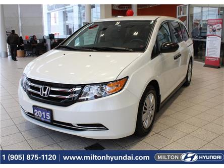 2015 Honda Odyssey LX (Stk: 511308) in Milton - Image 1 of 32