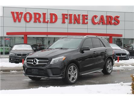 2016 Mercedes-Benz GLE-Class Base (Stk: 1243) in Toronto - Image 1 of 26