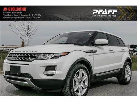 2012 Land Rover Range Rover Evoque Pure Plus (Stk: LU8683) in London - Image 1 of 22