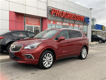 2017 Buick Envision Premium I (Stk: HD117882) in Sarnia - Image 1 of 27