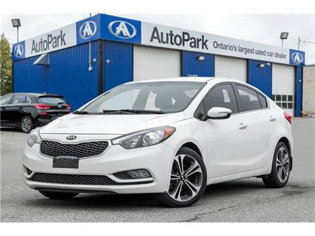 2014 Kia Forte 2.0L EX (Stk: 14-42634AR) in Georgetown - Image 1 of 18