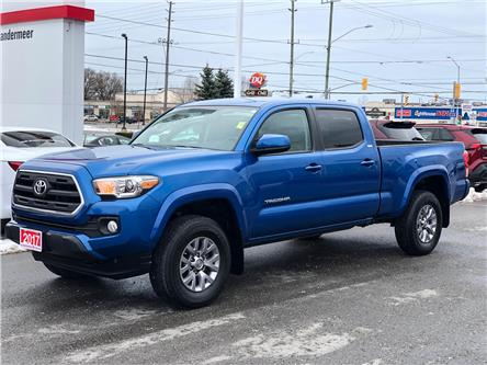 2017 Toyota Tacoma SR5 (Stk: TW049A) in Cobourg - Image 1 of 21