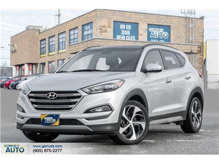 2017 Hyundai Tucson Limited (Stk: 382596) in Milton - Image 1 of 22