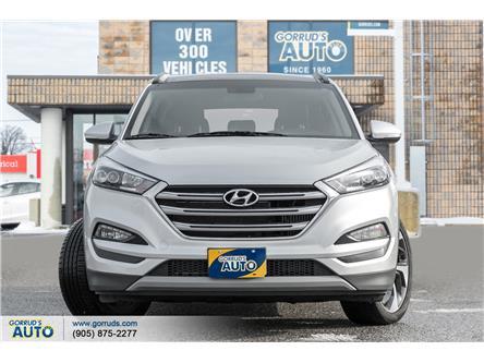 2017 Hyundai Tucson Limited (Stk: 382596) in Milton - Image 2 of 22