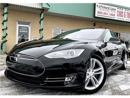2015 Tesla Model S 85D (Stk: 115848) in Bolton - Image 1 of 25