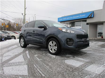 2017 Kia Sportage LX (Stk: 191824) in Kingston - Image 1 of 13