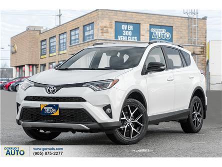 2016 Toyota RAV4 SE (Stk: 410693) in Milton - Image 1 of 20