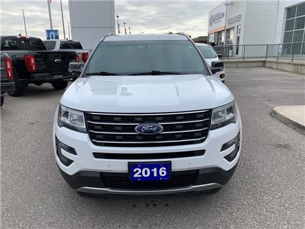 2016 Ford Explorer XLT (Stk: S0007A) in St. Thomas - Image 2 of 28