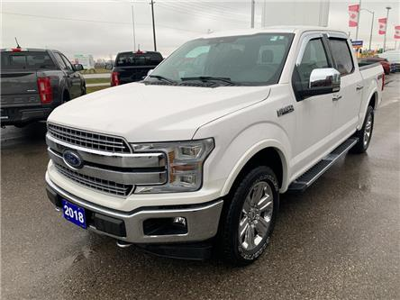 2018 Ford F-150 Lariat (Stk: T9718A) in St. Thomas - Image 2 of 28