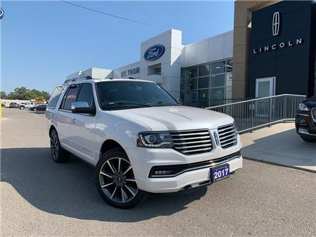 2017 Lincoln Navigator Reserve (Stk: S9678A) in St. Thomas - Image 1 of 30