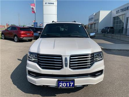 2017 Lincoln Navigator Reserve (Stk: S9678A) in St. Thomas - Image 2 of 30
