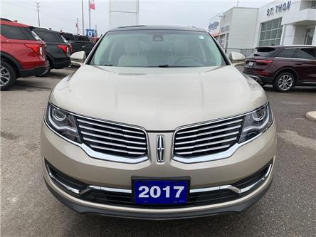 2017 Lincoln MKX Reserve (Stk: S9848A) in St. Thomas - Image 2 of 29
