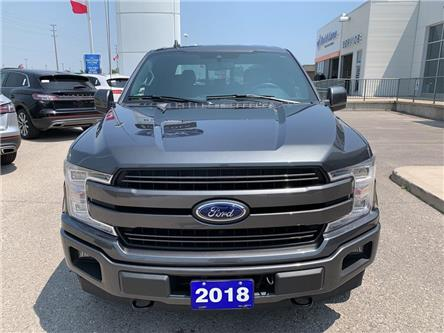 2018 Ford F-150 Lariat (Stk: T9510A) in St. Thomas - Image 2 of 30