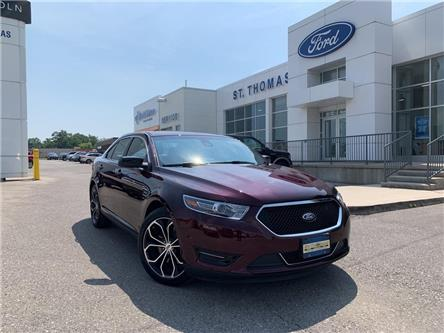 2019 Ford Taurus SHO (Stk: C7266A) in St. Thomas - Image 1 of 30