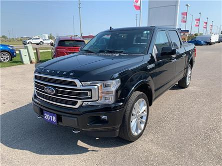 2018 Ford F-150 Limited (Stk: T9564A) in St. Thomas - Image 2 of 28