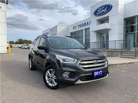 2017 Ford Escape SE (Stk: S9796A) in St. Thomas - Image 1 of 24