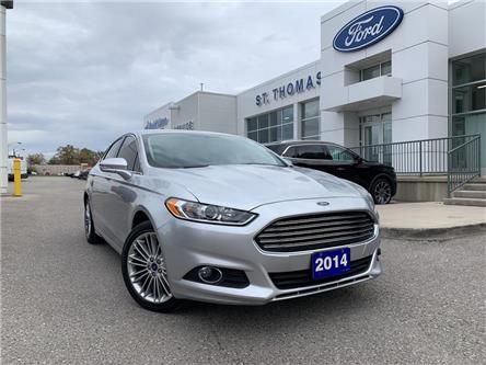 2014 Ford Fusion SE (Stk: S9831A) in St. Thomas - Image 1 of 23