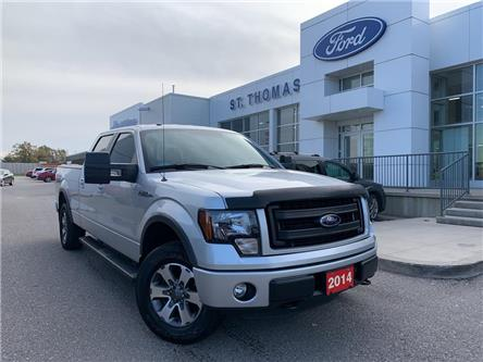 2014 Ford F-150 FX4 (Stk: T9833A) in St. Thomas - Image 1 of 25