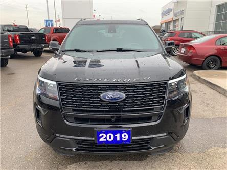 2019 Ford Explorer Sport (Stk: S0038A) in St. Thomas - Image 2 of 30