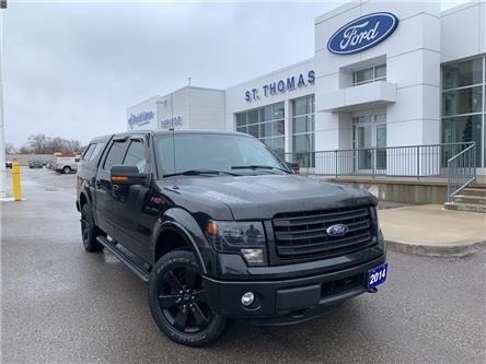 2014 Ford F-150 FX4 (Stk: S0050B) in St. Thomas - Image 1 of 27
