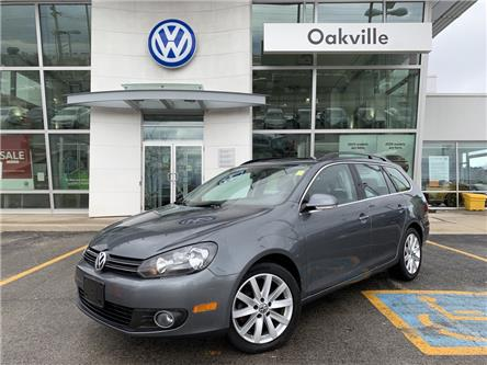 2013 Volkswagen Golf 2.0 TDI Highline (Stk: 7048V) in Oakville - Image 1 of 15