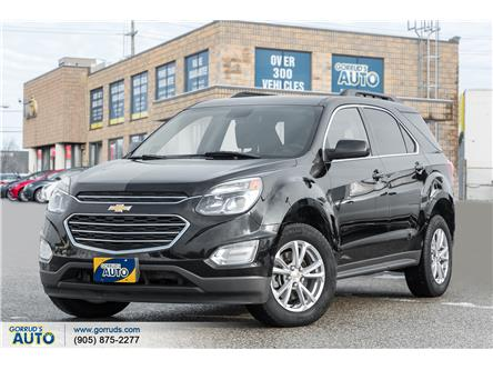 2017 Chevrolet Equinox 1LT (Stk: 231122) in Milton - Image 1 of 18