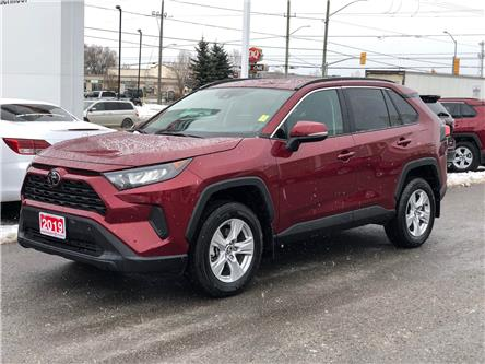 2019 Toyota RAV4 LE (Stk: W4923) in Cobourg - Image 1 of 22
