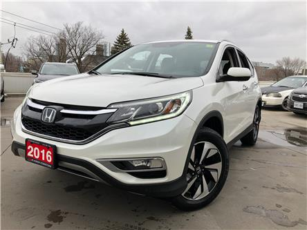 2016 Honda CR-V Touring (Stk: T20170B) in Toronto - Image 1 of 36