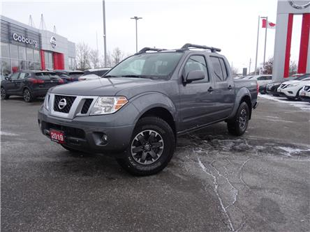 2019 Nissan Frontier PRO-4X (Stk: CKN733012) in Cobourg - Image 1 of 29