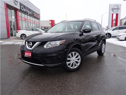 2015 Nissan Rogue S (Stk: FC887990) in Bowmanville - Image 1 of 28