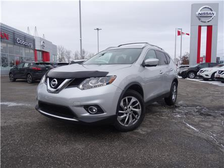 2015 Nissan Rogue SL (Stk: CFC914501) in Cobourg - Image 1 of 29