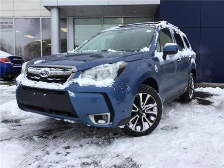 2018 Subaru Forester 2.0XT Touring (Stk: SP0302) in Peterborough - Image 2 of 7