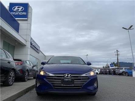 2019 Hyundai Elantra Preferred (Stk: H19-0154P) in Chilliwack - Image 2 of 12