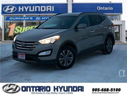 2015 Hyundai Santa Fe Sport  (Stk: 72891K) in Whitby - Image 1 of 16