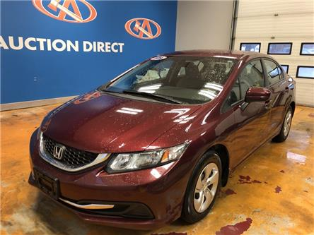 2014 Honda Civic LX (Stk: 14-017009) in Lower Sackville - Image 1 of 15