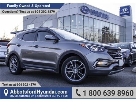 2017 Hyundai Santa Fe Sport 2.0T Ultimate (Stk: AH8964) in Abbotsford - Image 1 of 25